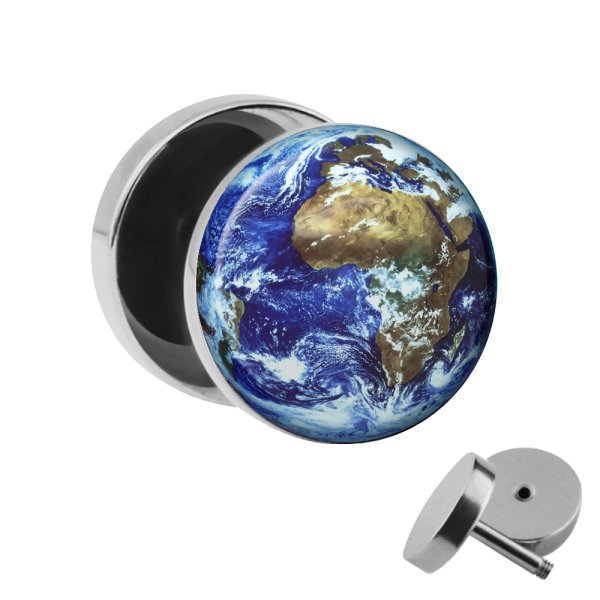 Motiv Fake Plug - Erde