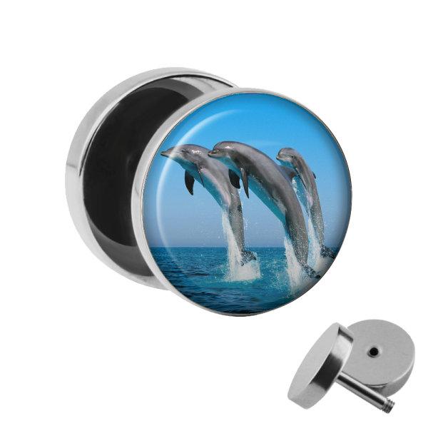 Motiv Fake Plug - Delphin