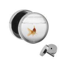 Motiv Fake Plug - Goldfisch