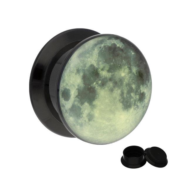 Picture Plug - Gewinde - Mond