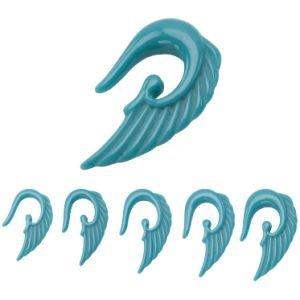 Flügel - Kunststoff - Blau