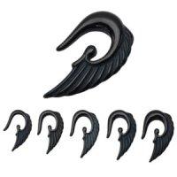 Flügel - Kunststoff - Schwarz