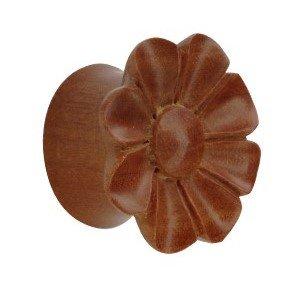Form Plug - Holz - Wildblume