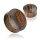 Holz Ohr Plug - Sono Holz