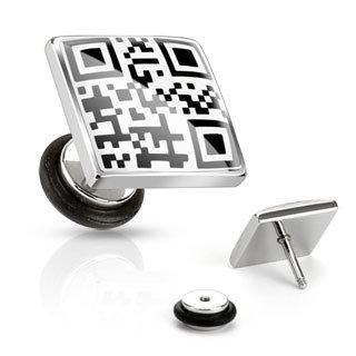 Fake Plug - QR Code