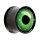 Ohr Plug - Stahl - Auge - Grün