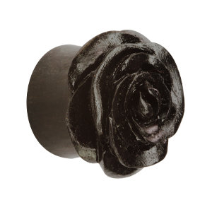 Form Plug - Holz - Rose - Schwarz