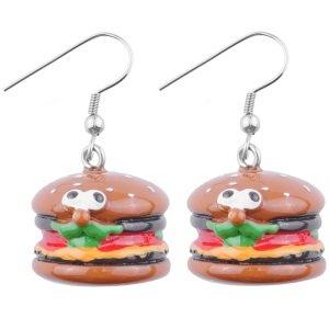 Ohrringe - Hänger - Hamburger