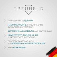 Flesh Tunnel - Silber - Doppelkristall - Klar