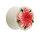 Knochen Tunnel - Weiß - Blume - Pink