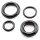 Piercing Segmentring - Stahl - Schwarz - 2.0mm bis 6.0mm