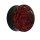 Horn Plug - Rose - Rot
