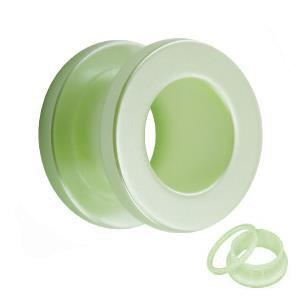 Flesh Tunnel - Kunststoff - Pearl - Grün