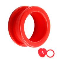 Flesh Tunnel - Kunststoff - Neon - Rot