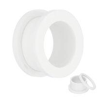 Flesh Tunnel - Kunststoff - Weiß