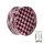 Silhouette Plug - Schachbrett - Karo - Pink